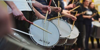 Carnival Drumming Class - Batukada Academy
