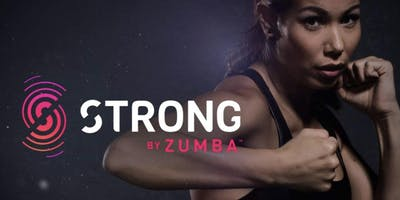 STRONG by Zumba with Asther March 28th