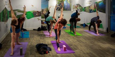 Yoga with Norma March 27th