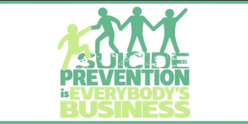 Mental Health First Aid for the Suicidal Person Course
