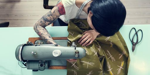 Sew Easy! An Introduction to Sewing Machines