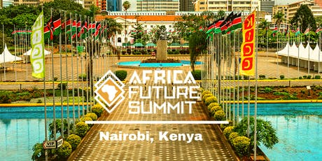 Africa Future Summit (Kenya) tickets