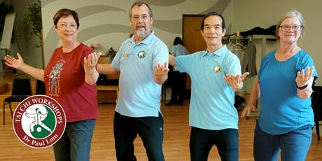 ATLANTA:  Enriching Sun Style Tai Chi 73 Forms with Dr Paul Lam tickets