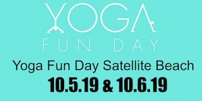 Yoga Fun Day Satellite Beach - The Space Coast's Yoga Festival