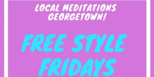 Freestyle Fridays Happy Hour @ Georgetown