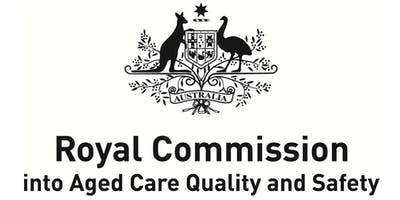 Townsville Community Forum - Royal Commission into Aged Care
