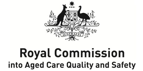 Adelaide Community Forum - Royal Commission into Aged Care tickets