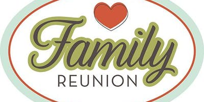 We are Family - Mitchell/Greathouse Family Reunion