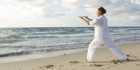 Tai Chi exercise class: Mascot tickets