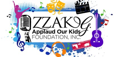 Zzak G. Applaud Our Kids Foundation Opening Night Concert