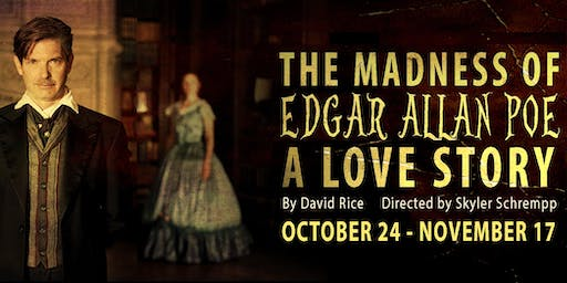 THE MADNESS OF EDGAR ALLAN POE: A LOVE STORY