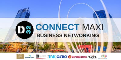 District32 Connect Maxi Business Networking – Cottesloe Golf Club - Fri 12th Apr - Breakfast