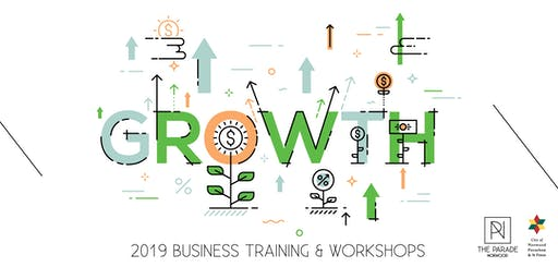 Growth Workshop Session 3: Planning for Innovation & Development (Part 2)