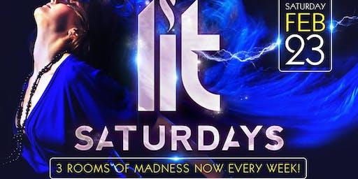 每个星期六都有灯火通明的嘻哈音乐和雷鬼音乐!@恩索夜总会!两个以上的房间和露台!
