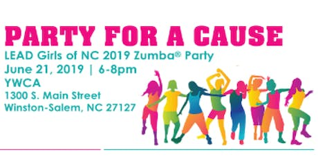 LEAD Girls 2019 Zumba Party  tickets