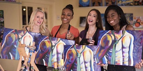 Paint Party + Live Art Demonstration tickets