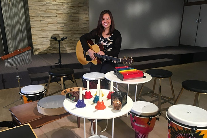 EncompassHK - Music Therapy Experiential Learning workshop image
