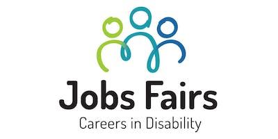 Geelong Jobs Fair: Careers in Disability - Job Seekers\