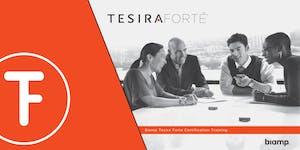 Biamp Tesira Forte Certification Training (Sydney)