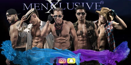 Ladies Night Menxclusive Male Burlesque- Melbourne 17th Aug tickets