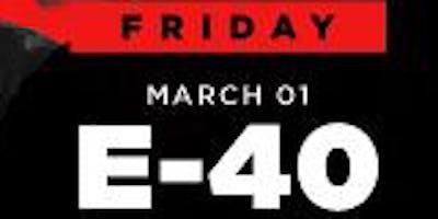 E-40 Live At Light Nightclub