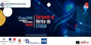 Marianne de Cristal - 24° Edition - Soirée de Gala -...