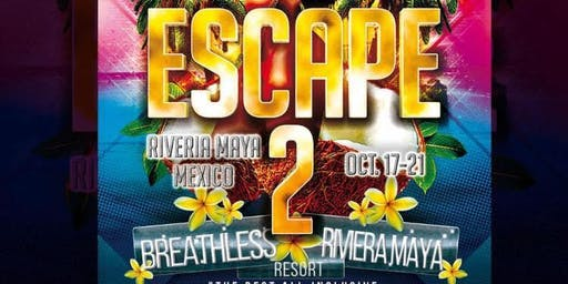 "Luxury Vacation ""Escape 2: Breathless Riviera Maya"""