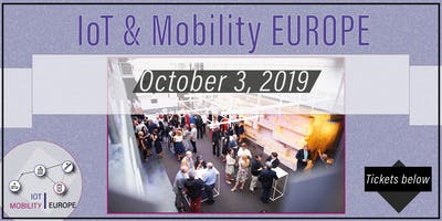 IoT & Mobility EUROPE