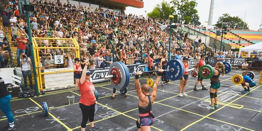 The Berlin Throwdown 2019 - Spectator Tickets
