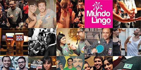 Mundo Lingo Lisbon bilhetes