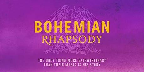 York Outdoor Cinema - Bohemian Rhapsody tickets