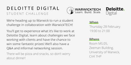 Deloitte Digital Events | Eventbrite