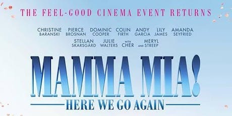York Outdoor Cinema - Mamma Mia! Here We Go Again tickets