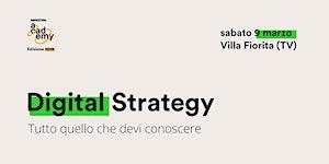 Digital Strategy - Tutto quello che devi conoscere