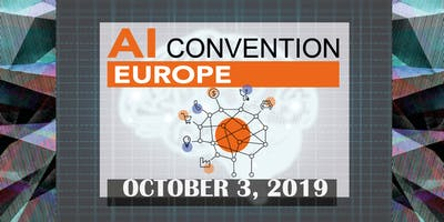 AI Convention Europe 2019
