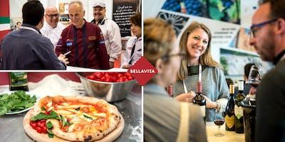 Bellavita Expo Warsaw - Pawilon Włoski - VIP Sędzia 2019
