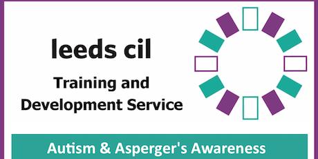 Autism & Asperger's Awareness tickets