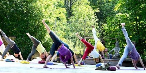 Welt Yogatag