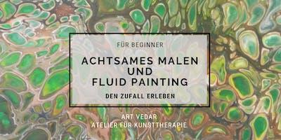 Achtsames Malen mit Fluid Painting - den Zufall erleben