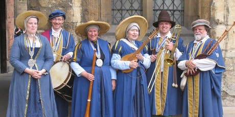 A Seventeenth Century Christmas with the Leeds Waits. tickets