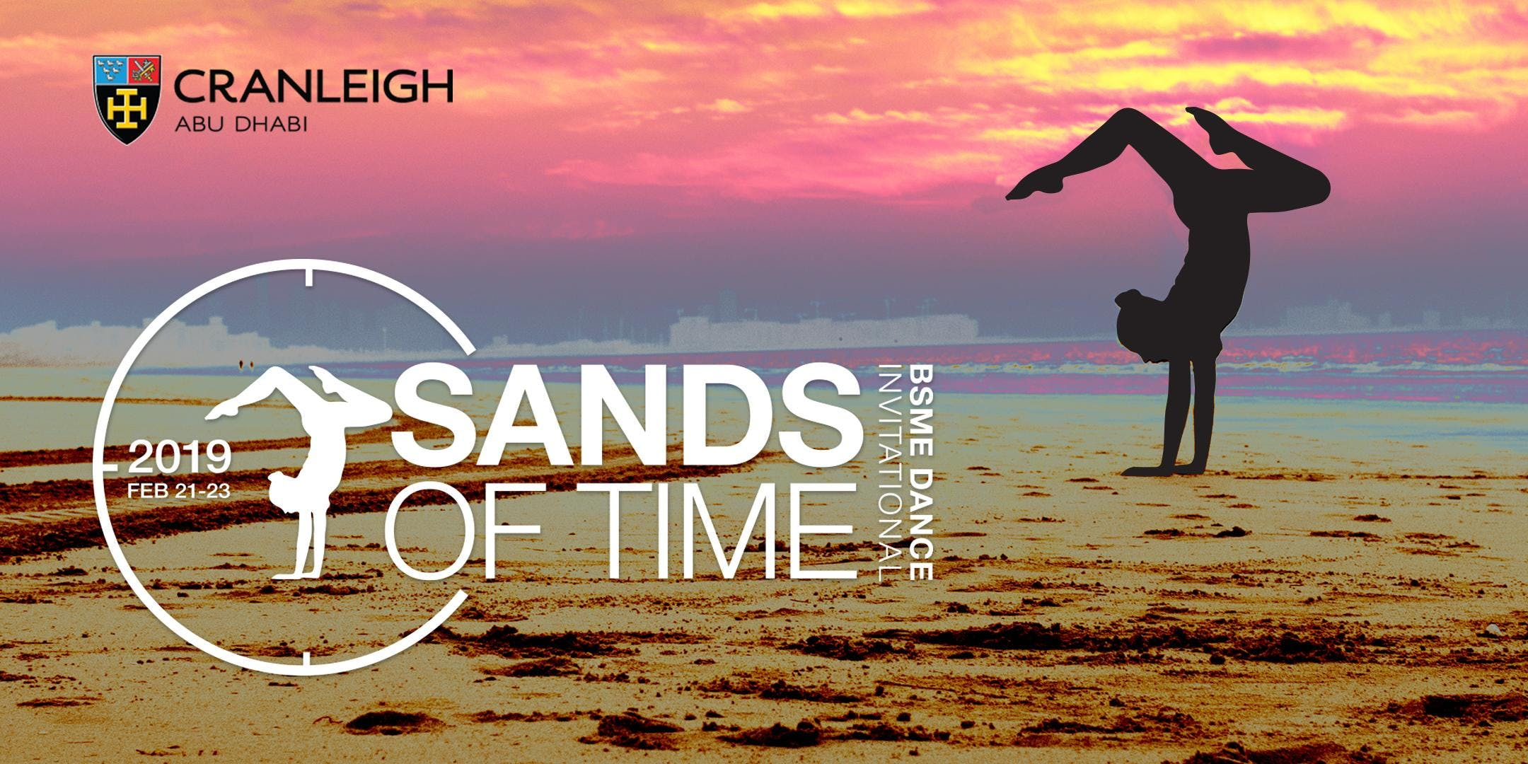 Sands of Time Showcase: BSME Dance Invitation