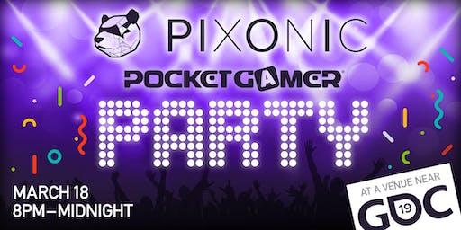 Pixonic和Pocket Gamer Party@GDC 2019