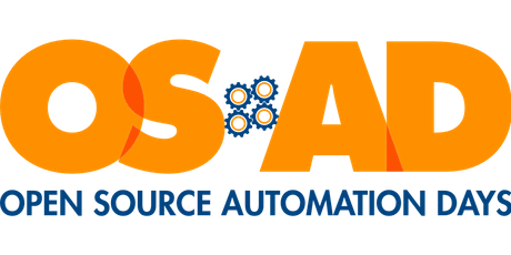 OSAD 2019 - Open Source Automation Days tickets
