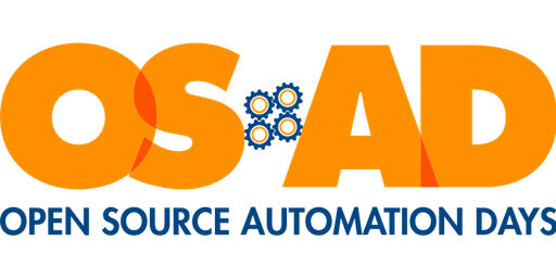 OSAD 2019 - Open Source Automation Days