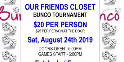 Bunco Fundraiser for Students