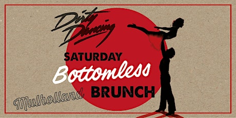 Dirty Dancing Bottomless Brunch at Mulholland Singing Diner tickets