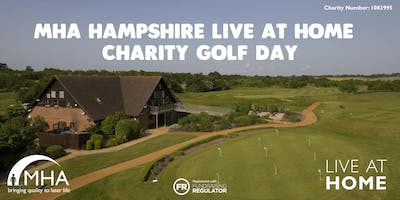 MHA Hampshire Live at  Home Charity Golf Day 2019