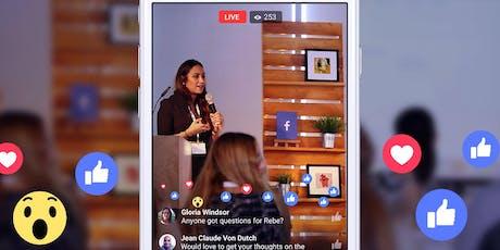 Faire une vidéo Live au smartphone billets