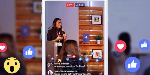 Faire une vidéo Live au smartphone