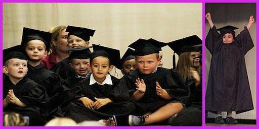 Hillcrest centre - Pre Prep Graduation Ceremony